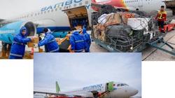 Cận cảnh những chuyến bay cứu hộ miền Trung lũ lụt đầu tiên hạ cánh