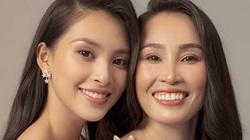 Dân mạng trầm trồ nhan sắc mẹ Hoa hậu Trần Tiểu Vy khi chụp cùng con gái