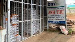 Lâm Đồng: Phát hiện 40 tấn phân bón không được phép lưu hành tại Việt Nam, thật đáng quan ngại