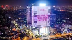 """Hàng loạt tòa nhà thắp đèn hồng """"phòng chống ung thư vú"""""""