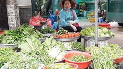 Thực phẩm xanh ở TP.HCM tăng giá gần gấp đôi