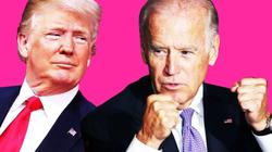"""Bất ngờ chưa từng có tại cuộc """"đấu khẩu"""" trực tiếp cuối cùng của Trump, Biden"""