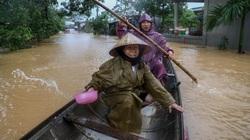 Hà Nội kêu gọi ủng hộ các tỉnh miền Trung bị thiệt hại do mưa lũ