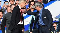 """Khẩu chiến """"cực gắt"""", Wenger gọi Mourinho là """"trẻ mẫu giáo"""""""