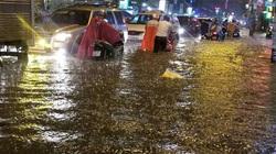 """TP.HCM: Nỗ lực """"bốn tại chỗ"""" để ứng phó  với mưa, lũ"""