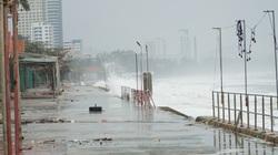 Dự báo bão số 8 đổ thẳng vào miền Trung: Cơ quan chức năng cảnh báo điều gì?
