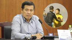 """Trọng tài lại """"bắt nạt"""" Nam Định, trưởng ban Dương Văn Hiền nói... """"không hiểu"""""""