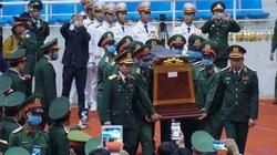 Nước mắt tiễn biệt 22 liệt sĩ Đoàn 337 hy sinh do sạt lở tại Quảng Trị