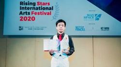 Nguyễn Trung Thành: Gương mặt vàng nổi trội trong nghệ thuật