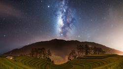 Chiêm ngưỡng dải ngân hà đẹp như phim ở Mù Cang Chải