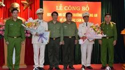 2 Phó Giám đốc Công an tỉnh Hưng Yên vừa được bổ nhiệm là ai?
