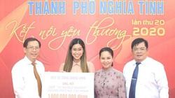Tiên Nguyễn gây ấn tượng khi tiếp tục trích quỹ từ thiện 1 tỷ đồng để ủng hộ người nghèo