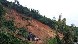 Sạt lở vùi lấp lán của 4 phu trầm ở Quảng Bình: Huy động lực lượng tìm kiếm người mất tích
