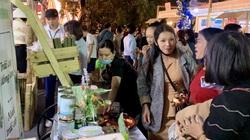 Gần 100 gian hàng 'Made in Vietnam' thu hút người dân Hà Thành