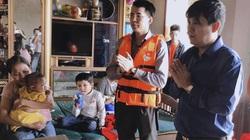 Hành trình đến với vùng lũ Quảng Bình