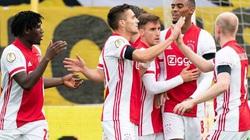 Hủy diệt đối thủ 13-0, Ajax tự phá kỷ lục dài gần nửa thế kỷ