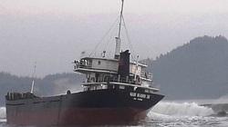 Bình Định: Vụ tàu chở hàng đứt làm đôi, dân thở phào nhẹ nhõm khi biết được tin này