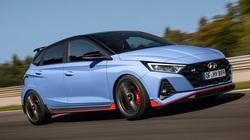 Hyundai i20N - Mẫu xe thể thao thế hệ mới có gì hay?