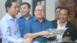 Hơn 10.000 chiếc bánh chưng và nhiều hàng nhu yếu phẩm đang từ tỉnh Thanh Hóa đi tới các tỉnh miền Trung