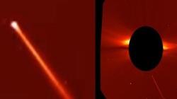 """Tìm ra bằng chứng thuyết phục cho lý thuyết """"Mặt trời là một hành tinh rỗng""""?"""