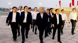 Thủ tướng Nguyễn Xuân Phúc: Phát triển Việt Trì trở thành thành phố lễ hội về với cội nguồn dân tộc