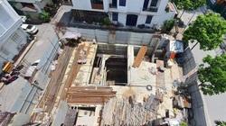 """Cấp phép """"lạ"""" cho nhà phố 4 tầng hầm: Hà Nội xin lùi báo cáo Thủ tướng"""