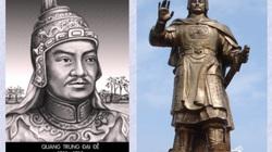 Bất ngờ chuyện vua Gia Long làm 'em cột chèo' với vua Quang Trung