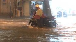 Bão số 9 di chuyển nhanh, TP.HCM khả năng mưa lớn, chuẩn bị ứng phó khu vực biển Cần Giờ