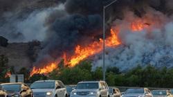 100.000 dân phải sơ tán vì cháy rừng