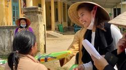 Bị so sánh với Thủy Tiên, diễn viên Thúy Diễm nói điều bất ngờ