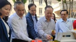 """Hà Nội """"bắt tay"""" với 21 tỉnh, thành xây dựng gần 800 chuỗi rau, thịt an toàn"""