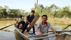 Anh nông dân Hà Tĩnh 2 ngày dong thuyền cứu 300 người thoát khỏi lũ dữ