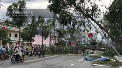 Bão số 9 - Molave suy yếu thành áp thấp nhiệt đới