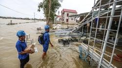 VNPT hỗ trợ khách hàng, chung tay khắc phục thiệt hại do bão lũ tại miền Trung