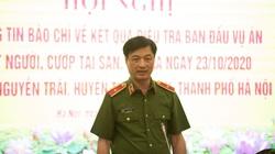 Công an Hà Nội nói về vụ nữ sinh Học viện Ngân hàng bị sát hại