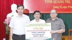 """Chủ tịch Hội Nông dân Việt Nam Thào Xuân Sùng: Hội sẽ chung tay hỗ trợ """"nhà sàn hóa"""" cho bà con vùng lũ"""