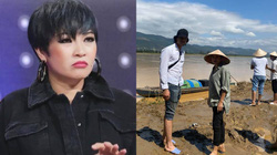 """Phương Thanh làm việc với Sở TTTT TP.HCM sau lời chê người Quảng Ngãi """"canh me 10 triệu từ thiện"""""""
