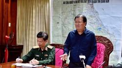 Phó Thủ tướng Trịnh Đình Dũng: Địa hình 2 vụ sạt lở rất phức tạp, việc tìm kiếm sẽ gặp nhiều khó khăn