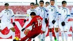 AFC: Quang Hải đá phạt như Beckham vẽ đường cong