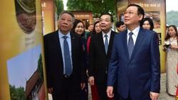 Lãnh đạo Hà Nội tham dự nhiều sự kiện chào mừng 1010 năm Thăng Long - Hà Nội