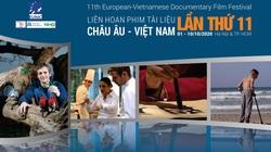 Nhiều tác phẩm đặc sắc được công bố trong Liên hoan phim Tài liệu Châu Âu – Việt Nam lần thứ 11