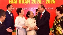Thủ tướng Chính phủ Nguyễn Xuân Phúc dự Đại hội thi đua yêu nước Hà Nội