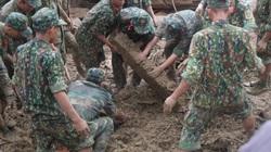 Sạt lở đất ở miền Trung: Sớm lập bản đồ cảnh báo nguy cơ sạt lở đất, lũ quét