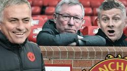Solskjaer và 100 trận dẫn dắt M.U: Hơn đứt Sir Alex nhưng kém xa Mourinho