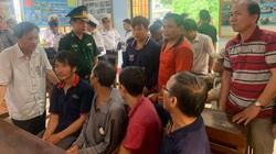 Vụ 26 ngư dân mất tích: Phát hiện bình gas, vật dụng nghi của tàu cá bị chìm