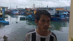 Giây phút sinh tử trên biển qua lời kể của thuyền trưởng tàu BĐ-98658TS