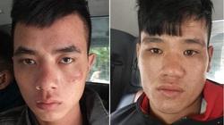 Liều lĩnh hành hung, cướp của giữa Thủ đô, 2 thanh niên bị tóm gọn