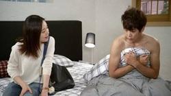 Chồng sợ vợ đụng chạm, nửa đêm lại gây tiếng động nhạy cảm trong nhà tắm