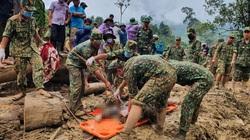 """Thảm nạn Trà Leng: """"Không sợ thiên tai tàn khốc, chỉ sợ đồng bào chịu đau"""""""