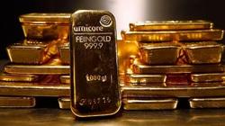 """Giá vàng hôm nay 4/10 """"mắc kẹt"""" quanh mốc 1.900 USD/ounce"""